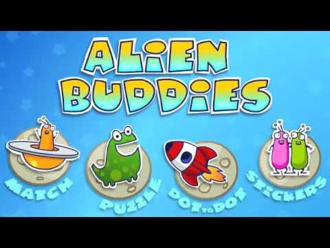 Alien Buddies by Artgig Studio (Artgig Apps)