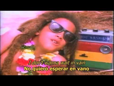 Video Waiting in Vain - Bob Marley (LYRICS/LETRA) (Reggae) download in MP3, 3GP, MP4, WEBM, AVI, FLV January 2017
