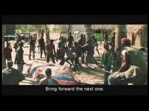 "clip 1 ""The future is in your hands"" -Blood Diamond (2006)"
