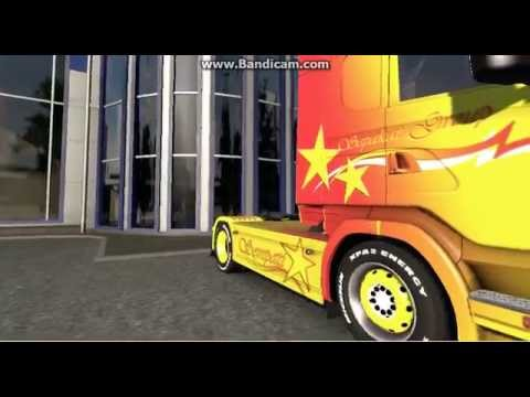 Scania R2008 Sempati Star Skin