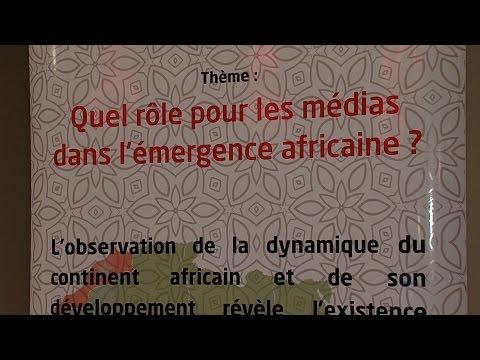 Les médias africains appelés à accompagner l'évolution de leurs sociétés (Rencontre)