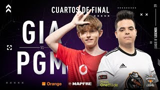 VODAFONE GIANTS VS PENGUINS | Superliga Orange League of Legends | Cuartos de final | Mapa 4 |