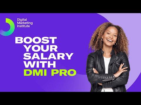 The global standard in digital marketing training | DMI PRO | Digital Marketing Institute