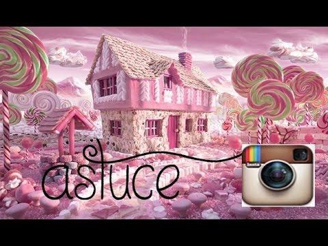 comment prendre photo instagram