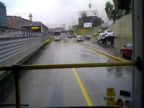 Un nuevo aniego afecta la Vía Expresa y al Metropolitano