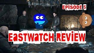 Game of Thrones - Season 7 Episode Review EASTWATCH! Fan Art! Littlefinger By: @donnaevans Bob Ross & Groot:...