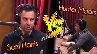Video Sam Harris Vs. Hunter Maats MP3, 3GP, MP4, WEBM, AVI, FLV Oktober 2018