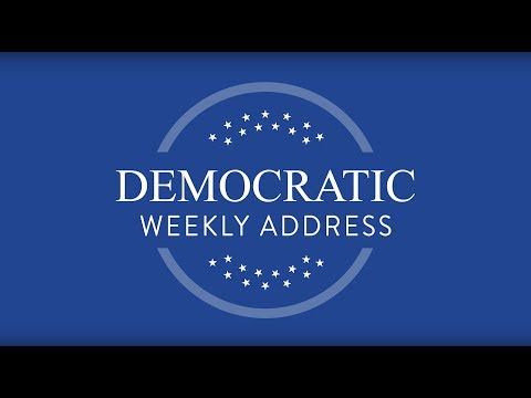 Weekly Democratic Address -- Congressman Richard Neal