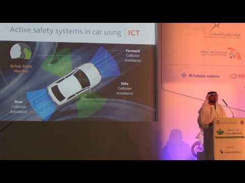 Mohammed Al Blooshi, Manager Radio Spectrum Monitoring Telecommunication Regulatory Authority, UAE