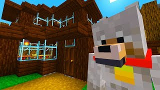 MINECRAFT XBOX - Building Slimeo a HOUSE! [5]