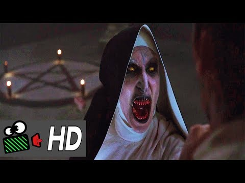 Killing The Nun Last Scene||The Nun (2018)--MR.CLIPPER