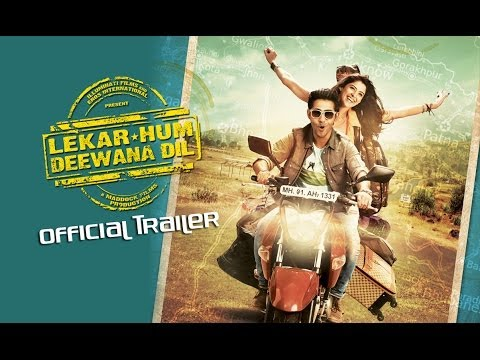 Video Lekar Hum Deewana Dil (Official Trailer) | Armaan & Deeksha download in MP3, 3GP, MP4, WEBM, AVI, FLV January 2017