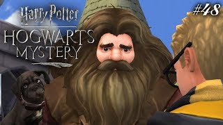 HAGRIDS Welpe ist verschwunden! 😱 | Harry Potter: Hogwarts Mystery #50