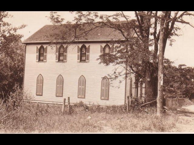 Big  Bone  Methodist  Church,  Big  Bone  Lick,  Kentucky
