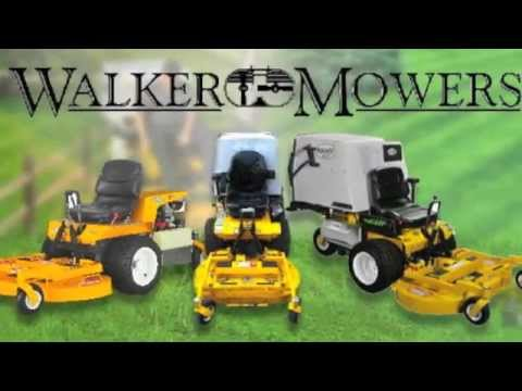 Action Equipment - Walker Mowers, Deck Options, - 07 578 2263