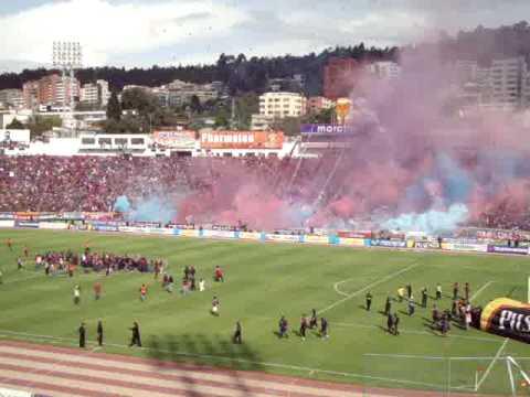DEPORTIVO QUITO CAMPEON 2009 - Mafia Azul Grana - Deportivo Quito