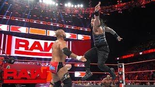 Video Roman Reigns & Bobby Lashley vs. The Revival: Raw, June 18, 2018 MP3, 3GP, MP4, WEBM, AVI, FLV Juni 2018