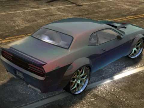 Challenger Concept Car Car Show Dodge Challenger ''