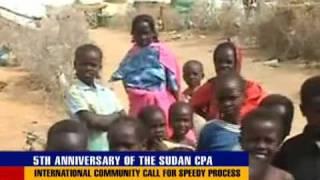 Sudanese mark CPA anniversary