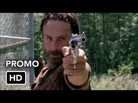 The Walking Dead Season 4 (Promo 'Nowhere Is Safe')
