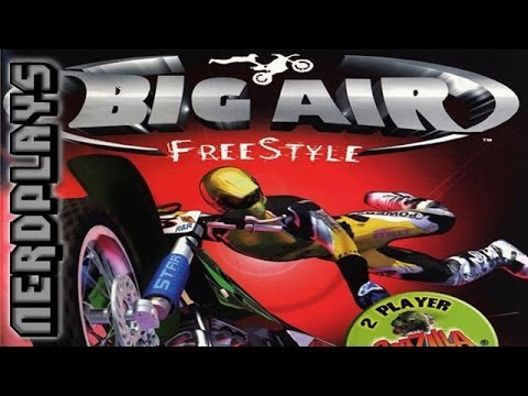 big air freestyle gamecube iso