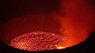 Video Nyiragongo Volcano, Virunga NP, DR Congo in 4K Ultra HD MP3, 3GP, MP4, WEBM, AVI, FLV September 2018
