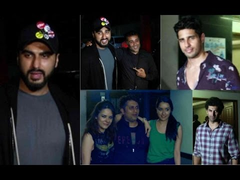 Mohit Suri Host A Party On His House