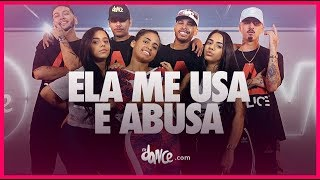 Ela Me Usa e Abusa - Cálice ft. MC Loma & As Gêmeas Lacração  FitDance TV (Coreografia Oficial)