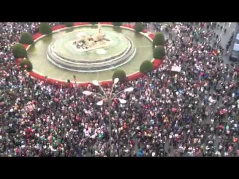 Spanische Polizei stark kritisiert | Vorgehen gegen 25S Occupy Bewegung in Spanien