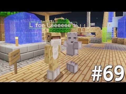 Minecraft Xbox - Sky Island Challenge - Time To Prepare!! [69]