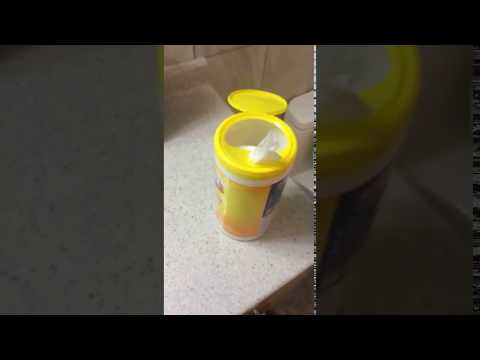 User submitted video