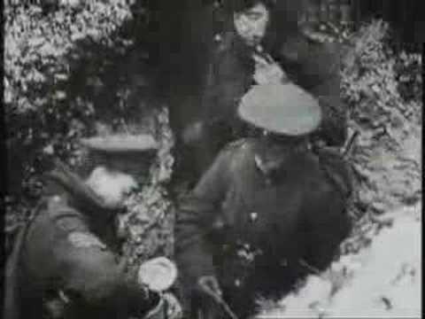 「第一次世界大戦の歴史的な映像集」のイメージ