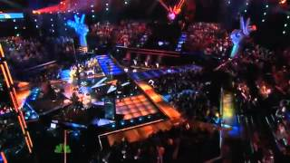 Maroon 5 & Wiz Khalifa - Payphone (Live On The Voice) (2012) (WWW.MZHIPHOP.ME)