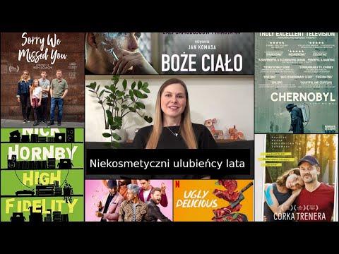 Niekosmetyczni ulubieńcy lata - książka, filmy i seriale   Kasia D