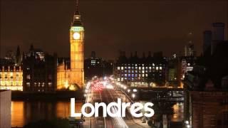 फ्रेंच सबक # 1 time lapse # Londres