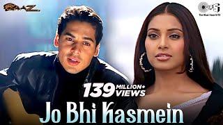 Video Jo Bhi Kasmein - Raaz | Bipasha Basu & Dino Morea | Udit Narayan & Alka Yagnik MP3, 3GP, MP4, WEBM, AVI, FLV Agustus 2018