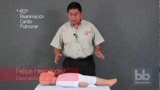 Reanimación cardiopulmonar (RCP) en niños -- bbmundo primeros auxilios