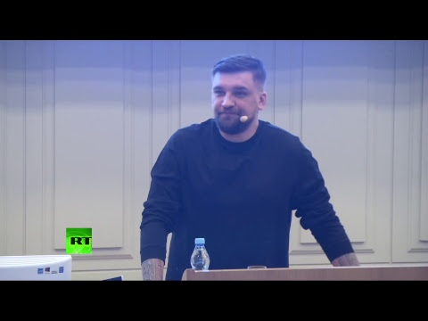 Баста читает лекцию — LIVЕ - DomaVideo.Ru