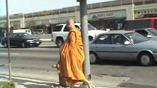 Khmer Others - Alms Round in North Hollywood
