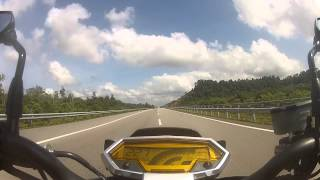 4. Z1000 My Personal Top Speed Record