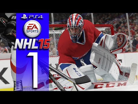 Let's Play NHL 15 (Hockey Ultimate Team) – EP01 – Let's Try This