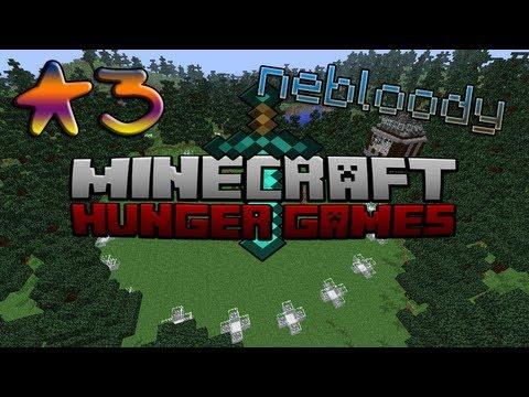 Minecraft: Голодные игры #3 - Надоедливый ПРЫЩ