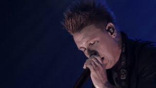 Papa Roach - Lifeline (Slow version) Live Gasometer in Vienna 2017
