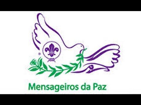 Projeto Mensageiros da Paz no 1° ETA 2008 em MArtins
