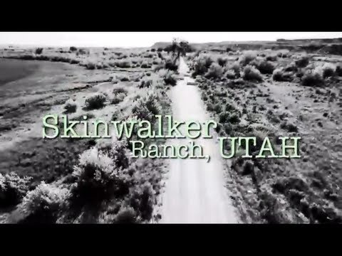 Skinwalker Ranch Interview with local Ute member Larry Cesspooch