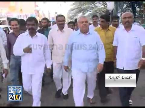Ramalinga Reddy suspended Two BBMP officials 05 October 2015 10 09 PM