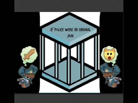 Video If Police Were In Animal Jam! download in MP3, 3GP, MP4, WEBM, AVI, FLV January 2017