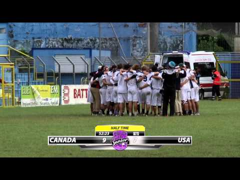 canada - Canada and USA match up in the finals of WJUC 2014. Skyd Magazine | http://skydmagazine.com.
