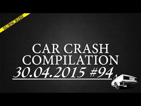 Car crash compilation #94 | Подборка аварий 30.04.2015