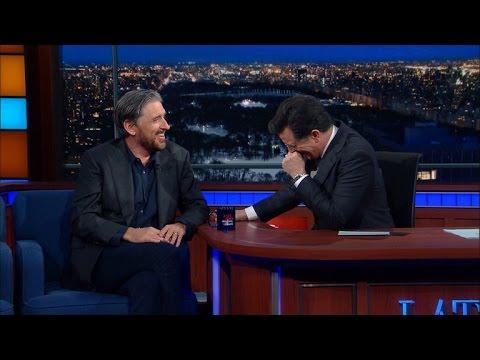 Colbert ass hole craig kilborn